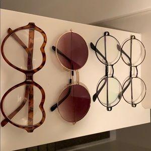 Lightly worn glasses!